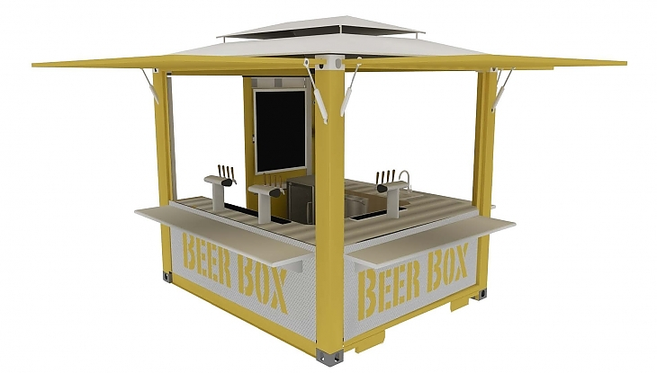 10' Beer Box™