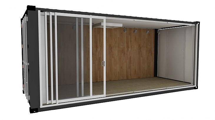 20' Retail Container™ A