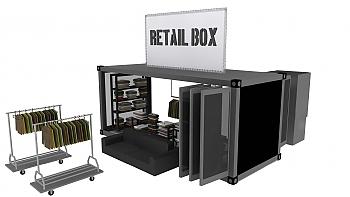 20' Retail Container™ C