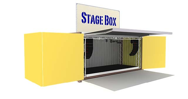 20' Stage Box™
