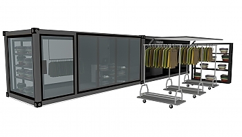 40' Retail Container™