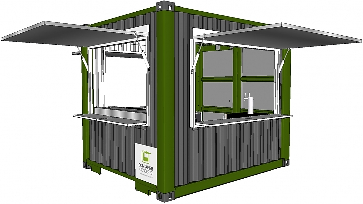 10' Container Bar™