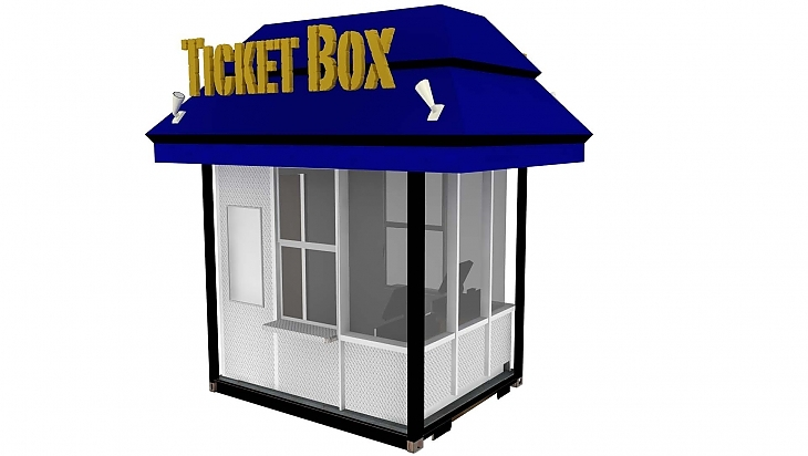 Ticket Box™ 10'-20'