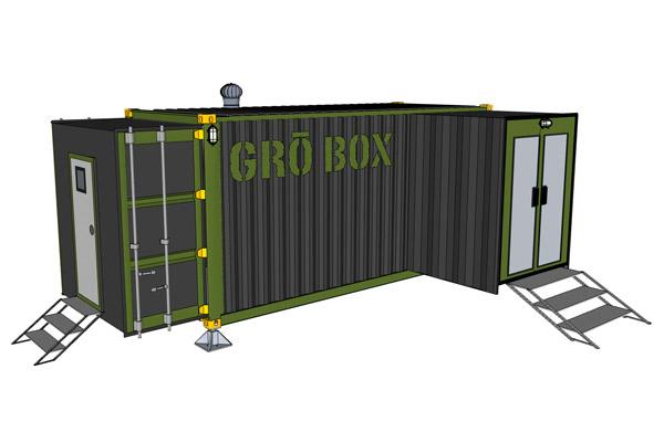 GRŌ Box®