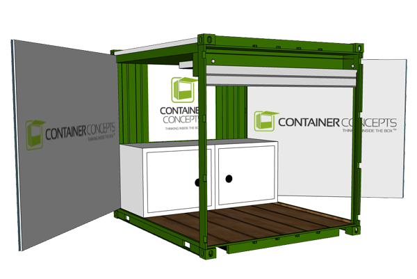 Retail Containers®